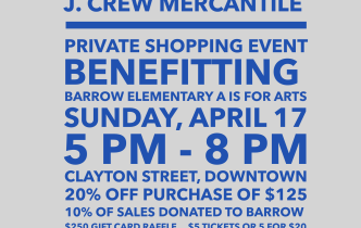 JCrew Private Shopping Event